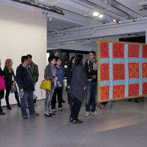 02 The Opening of Anthropology of Chance 290x290 - London-based artist Shezad Dawood makes his China debut at OCAT Xi'an
