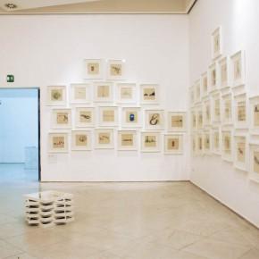 "03 Installation View of The Remedy Photo Courtesy of Racna Magazine Photo by Anna Maria Saviano 290x290 - Zhang Yanzi's First Solo Exhibition in Italy ""The Remedy"" Presented at PAN, Palazzo delle Arti di Napoli"