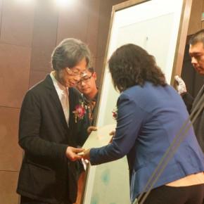 "03 The Opening of ""Between the Visible and Imagination"" Lu Fusheng Art Exhibition 290x290 - ""Between the Visible and Imagination"" Lu Fusheng Art Exhibition Grandly opened at Jiangsu Art Museum"