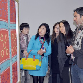 03 The Opening of Anthropology of Chance 290x290 - London-based artist Shezad Dawood makes his China debut at OCAT Xi'an