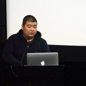 """04 New media artist Xu Wenkai 290x290 - """"The 3rd International Forum of New Media Art • Chronology of New Media Art"""" Successfully Held in Sichuan Fine Arts Institute"""