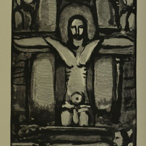 "05 Painting by George Rouault 290x290 - ""Masters Research Project of the Chinese Academy of Oil Painting Exhibition Hall – Rouault Works Exhibition"" opens on November 22"
