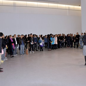 05 The Opening of Anthropology of Chance 290x290 - London-based artist Shezad Dawood makes his China debut at OCAT Xi'an