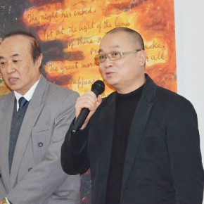 """05 Xie Xiaofan Deputy Director of National Art Museum of China 290x290 - """"Modernity: Transmission and Alternation Three Asian Cases"""" Documenta opened at Today Art Museum"""