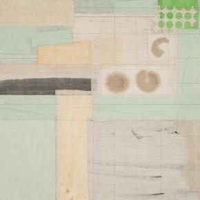 """06 Liang Quan """"Happiness of Tea"""" tea colors ink rice paper collage 45 x 60 cm 2014 290x290 - Liang Quan"""