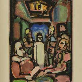 06 Painting by George Rouault