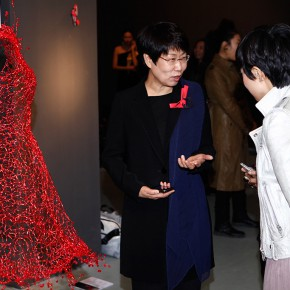 06 The exhibiting Korean artist Keysook Geum 290x290 - Today Art and Fashion Award and Exhibition (TAFA) Inaugurated at Today Art Museum
