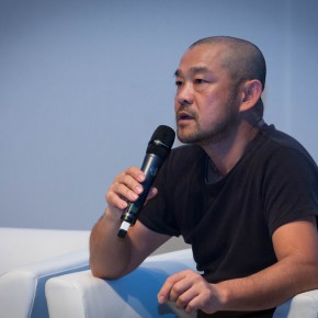 07 Feng Yuan, Director of Academic Committee of Shanghai Biennale