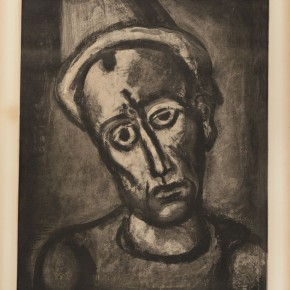"07 Print by George Rouault 290x290 - ""Masters Research Project of the Chinese Academy of Oil Painting Exhibition Hall – Rouault Works Exhibition"" opens on November 22"