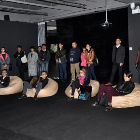 07 The Opening of Anthropology of Chance 290x290 - London-based artist Shezad Dawood makes his China debut at OCAT Xi'an