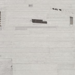 "08 Liang Quan, ""Small Eight Views of Xiaoxiang No.2"", 60 x 90 cm, 2013"