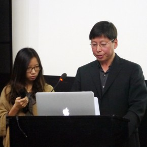 """09 Kim Kyujung Director of the Department of New Media Soonsil University 290x290 - """"The 3rd International Forum of New Media Art • Chronology of New Media Art"""" Successfully Held in Sichuan Fine Arts Institute"""