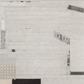 "09  Liang Quan, ""Small Eight Views of Xiaoxiang No.3"", 60 x 90 cm, 2013"