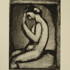 "09 Print by George Rouault 290x290 - ""Masters Research Project of the Chinese Academy of Oil Painting Exhibition Hall – Rouault Works Exhibition"" opens on November 22"