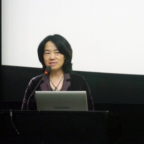 """10 Chen Chu Yin Director of the Department of Science and Technology Université de Paris VIII France 290x290 - """"The 3rd International Forum of New Media Art • Chronology of New Media Art"""" Successfully Held in Sichuan Fine Arts Institute"""