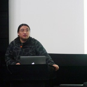 """12 Independent curator Li Zhenhua 290x290 - """"The 3rd International Forum of New Media Art • Chronology of New Media Art"""" Successfully Held in Sichuan Fine Arts Institute"""