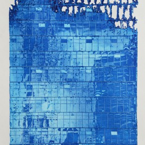 "12 Peng Yong ""Like a Dream"" etching 30 x 45 cm 290x290 - YISHU 8 China Award in the 2nd Round – Peng Yong's Solo Exhibition ""The Blues"" opened"