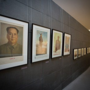 "13 Installation view of""Merging –From National Beiping Art School Yan'an Luxun Academy of Literature and Art to CAFA 1946 1953"" 290x290 - ""Merging – From National Beiping Art School, Yan'an Luxun Academy of Literature and Art to CAFA (1946-1953)"" opened at CAFAM"