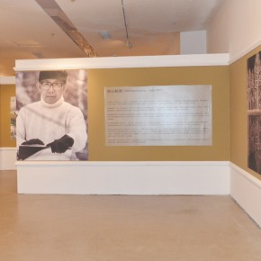 """15 Installation view of the """"Modernity Transmission and Alternation Three Asian Cases"""" Documenta 290x290 - """"Modernity: Transmission and Alternation Three Asian Cases"""" Documenta opened at Today Art Museum"""