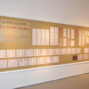 """16 Installation view of the """"Modernity Transmission and Alternation Three Asian Cases"""" Documenta 290x290 - """"Modernity: Transmission and Alternation Three Asian Cases"""" Documenta opened at Today Art Museum"""