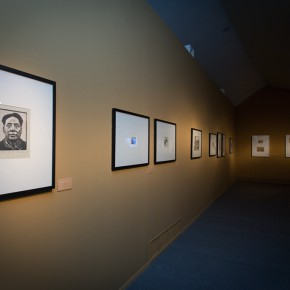 "17 Installation view of""Merging –From National Beiping Art School Yan'an Luxun Academy of Literature and Art to CAFA 1946 1953"" 290x290 - ""Merging – From National Beiping Art School, Yan'an Luxun Academy of Literature and Art to CAFA (1946-1953)"" opened at CAFAM"