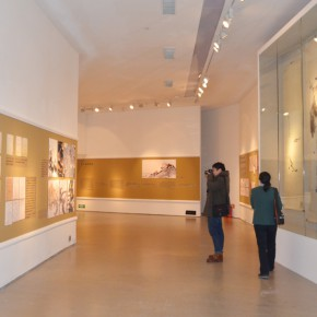 """17 Installation view of the """"Modernity Transmission and Alternation Three Asian Cases"""" Documenta 290x290 - """"Modernity: Transmission and Alternation Three Asian Cases"""" Documenta opened at Today Art Museum"""