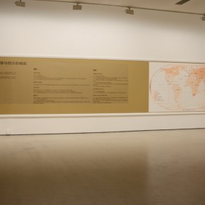 """18 Installation view of the """"Modernity Transmission and Alternation Three Asian Cases"""" Documenta 290x290 - """"Modernity: Transmission and Alternation Three Asian Cases"""" Documenta opened at Today Art Museum"""