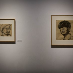 """19 Installation view of """"Pursuit of Beauty–Wen Lipeng Works Exhibition"""" 290x290 - """"Pursuit of Beauty–Wen Lipeng Works Exhibition"""" grandly opened at the Chinese Academy of Oil Painting"""
