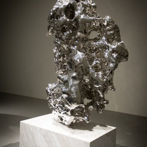 """20 Zhan Wang """"Artificial Rock"""" series of work 290x290 - The Conversion between Form and Shadow Crossing Dimensions: """"morph"""" by Zhan Wang Opened at Long March Space"""