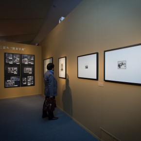 "22 Installation view of""Merging –From National Beiping Art School Yan'an Luxun Academy of Literature and Art to CAFA 1946 1953"" 290x290 - ""Merging – From National Beiping Art School, Yan'an Luxun Academy of Literature and Art to CAFA (1946-1953)"" opened at CAFAM"