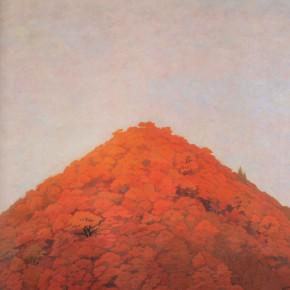 """23 Kaii Higashiyama """"Autumn"""" 1958 290x290 - """"Modernity: Transmission and Alternation Three Asian Cases"""" Documenta opened at Today Art Museum"""