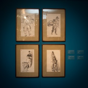 "25 Installation view of""Merging –From National Beiping Art School Yan'an Luxun Academy of Literature and Art to CAFA 1946 1953"" 290x290 - ""Merging – From National Beiping Art School, Yan'an Luxun Academy of Literature and Art to CAFA (1946-1953)"" opened at CAFAM"
