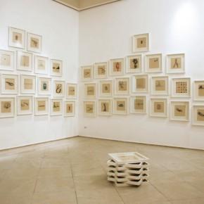 "27 Installation View of The Remedy Photo Courtesy of Racna Magazine Photo by Anna Maria Saviano 290x290 - Zhang Yanzi's First Solo Exhibition in Italy ""The Remedy"" Presented at PAN, Palazzo delle Arti di Napoli"