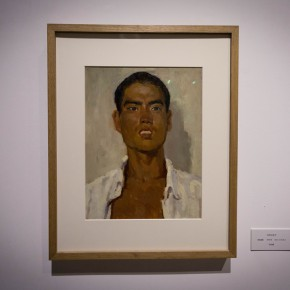 """29 Installation view of """"Pursuit of Beauty–Wen Lipeng Works Exhibition"""" 290x290 - """"Pursuit of Beauty–Wen Lipeng Works Exhibition"""" grandly opened at the Chinese Academy of Oil Painting"""