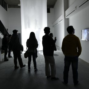 "29 Installation view of the ""Chronology of New Media Art"" exhibition 290x290 - From ""Knowledge"" to ""Practice"": ""Chronology of New Media Art"" Exhibition that opened in Sichuan Fine Arts Institute"