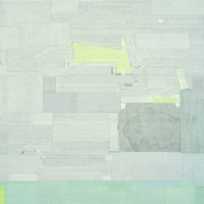 "37 Liang Quan ""Space of Stars No.3"" 200 x 140 cm 2011 290x290 - Liang Quan"
