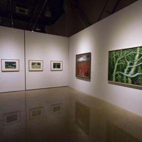 """38 Installation view of """"Pursuit of Beauty–Wen Lipeng Works Exhibition"""" 290x290 - """"Pursuit of Beauty–Wen Lipeng Works Exhibition"""" grandly opened at the Chinese Academy of Oil Painting"""