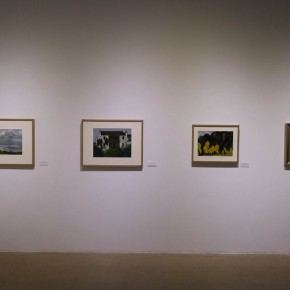 """40 Installation view of """"Pursuit of Beauty–Wen Lipeng Works Exhibition"""" 290x290 - """"Pursuit of Beauty–Wen Lipeng Works Exhibition"""" grandly opened at the Chinese Academy of Oil Painting"""