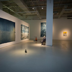 40 Installation view of the exhibition