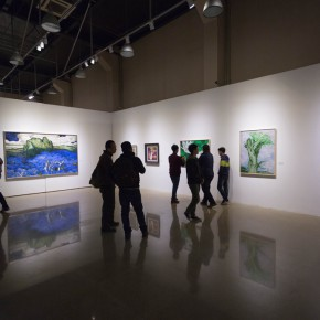 """46 Installation view of """"Pursuit of Beauty–Wen Lipeng Works Exhibition"""" 290x290 - """"Pursuit of Beauty–Wen Lipeng Works Exhibition"""" grandly opened at the Chinese Academy of Oil Painting"""