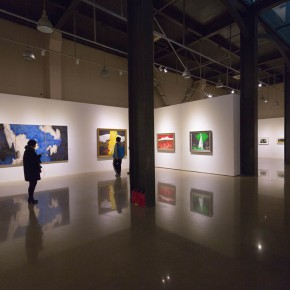 """47 Installation view of """"Pursuit of Beauty–Wen Lipeng Works Exhibition"""" 290x290 - """"Pursuit of Beauty–Wen Lipeng Works Exhibition"""" grandly opened at the Chinese Academy of Oil Painting"""