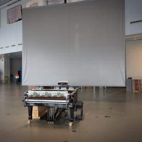 "58 Peter Ablinger and Winfried Ritsch ""The Truth or How to Teach a Piano to Learn Chinese"" 2014 290x290 - A Coming-of-Age Ceremony of the Shanghai Biennale: 10th Shanghai Biennale Unveiled"