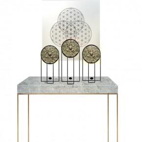 Chen Lili,  Sight Glass, 2014; Installation