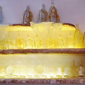 Hu Bing, Snow Color; Installation, 2014