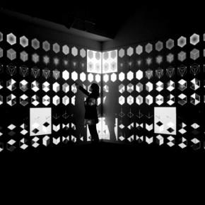 Liu Chang, Infinite, 2014; sound and video installation, 8'11''(loop)