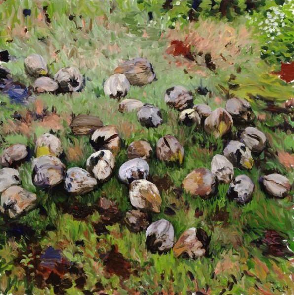 Liu Xiaodong , Memory Trees No. 2