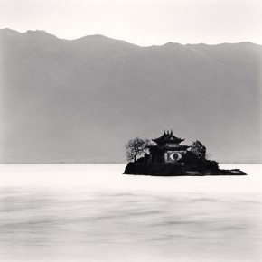 Michael Kenna Little Putuo Island 2013 19.5x19.3cm 290x290 - Journey of the Heart: Exhibition of Straight Photography Original Print 1839-2014 Presented by the National Art Museum of China
