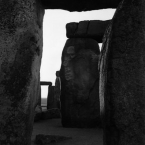 Paul Caponigro Watch Sunrise from the Stonehenge 1970 34.5x48.7cm 290x290 - Journey of the Heart: Exhibition of Straight Photography Original Print 1839-2014 Presented by the National Art Museum of China