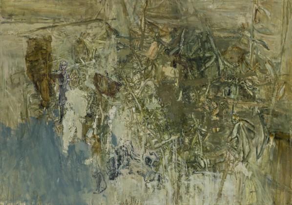 Tu Hongtao, Writers for Polis Politics, 2014;  Oil on canvas, 120X170cm