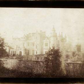 William Henry Fox Talbot Home of Sir White Scott 1842 22.8x18.6cm 290x290 - Journey of the Heart: Exhibition of Straight Photography Original Print 1839-2014 Presented by the National Art Museum of China